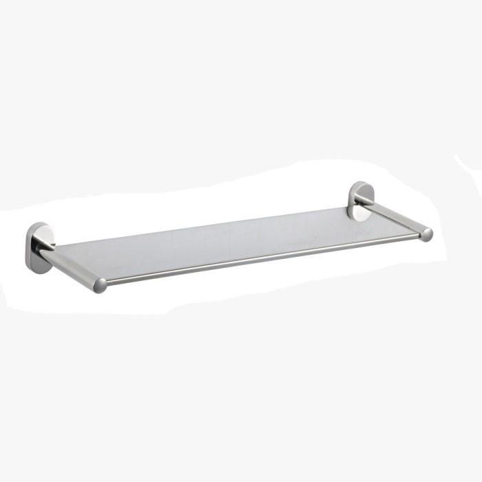 la india accesorios de baño de acero inoxidable, plataforma de baño montado en la pared glas de hardware