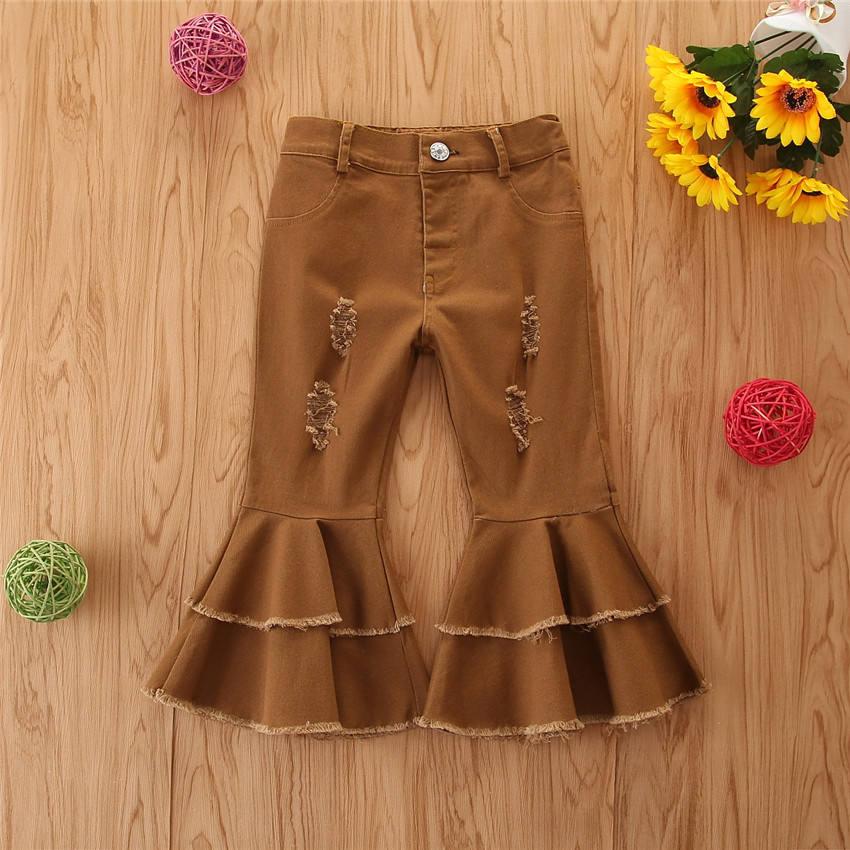 гофрированные брюки для девочек; Брюки; Сезон осень-зима; Теплые удобные колготки для маленьких девочек