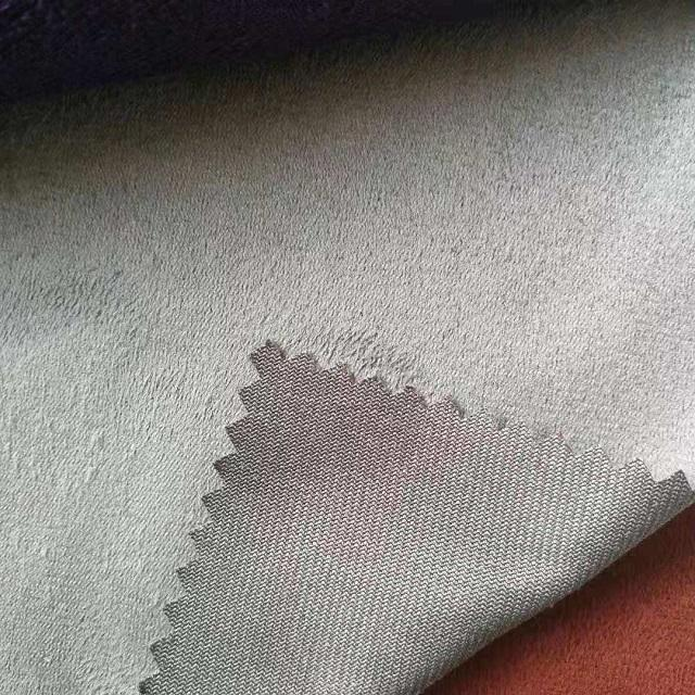 suede fabric for Apparel