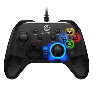Turbo button pc controller