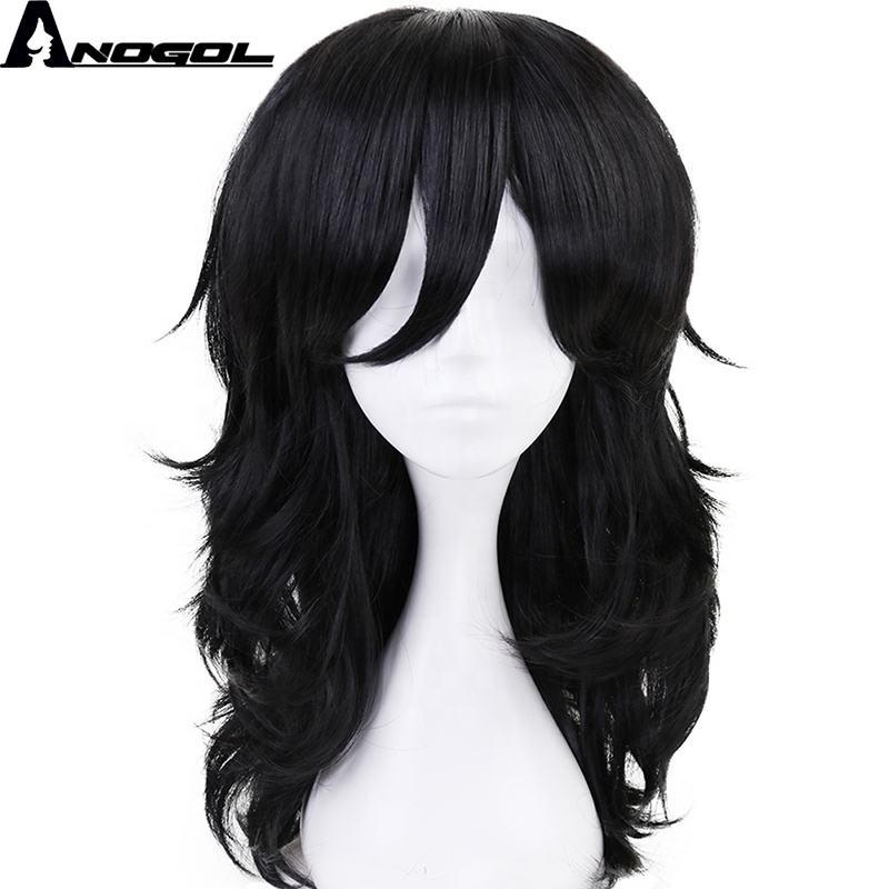 Anogol al por mayor Anime japonés mi héroe Academia Cosplay peluca