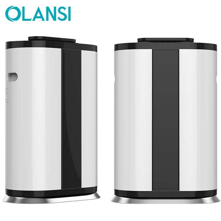Olansi 600m3/h CADR 고품질 식물 Xiaomi <span class=keywords><strong>오존</strong></span> 공기 청정기 Hepa 필터 가정용