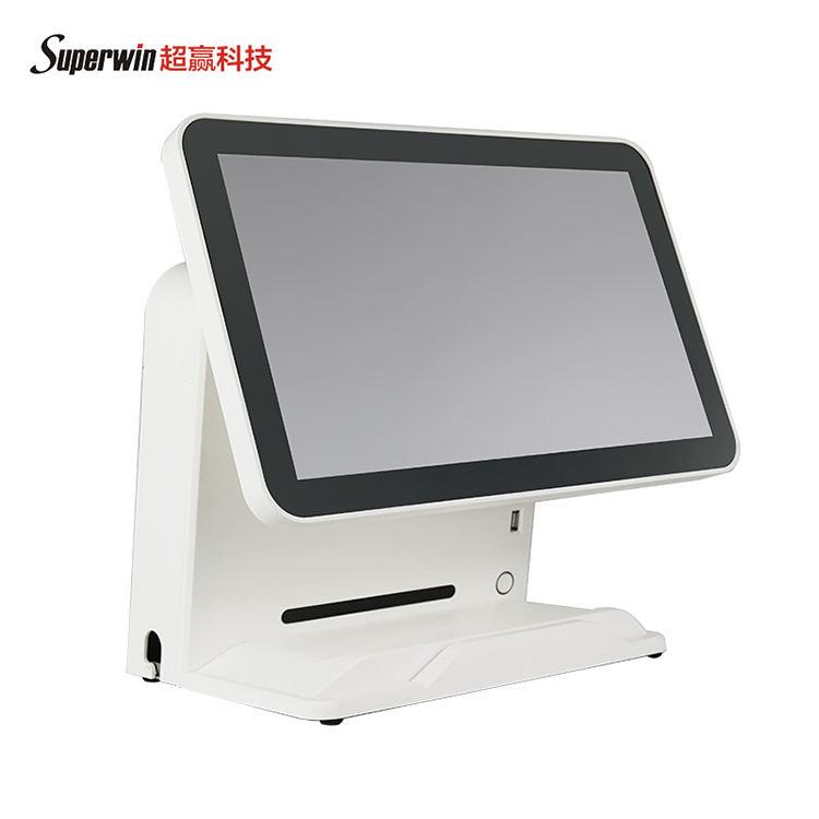 Cina Produttore Singolo Touch Screen Capacitivo PC pos macchina POS sistema supermercato software cassiere contatore
