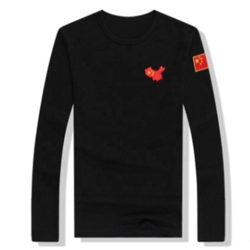 <span class=keywords><strong>Prêt</strong></span> à expédier OEM faire hommes laine mérinos Hiver sports de plein air baselayer manches longues t-shirts avec du client logo