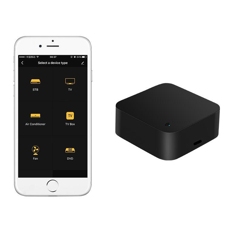 IR Moyeu mini intérieur télécommande app contrôle par Alexa et Google Home
