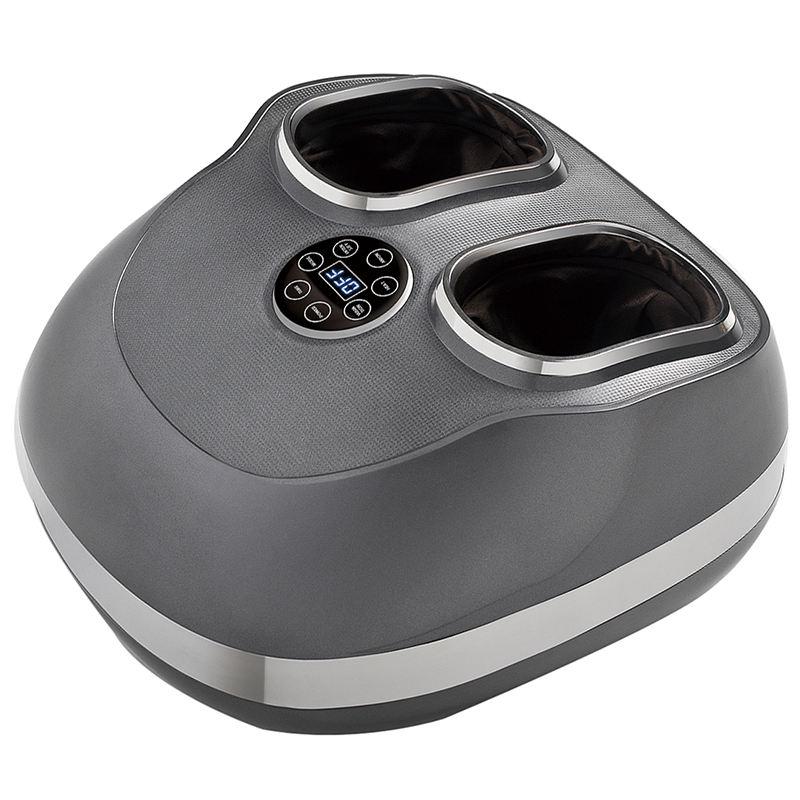 Esino omnidireccional poderoso amasar rodillo de vibración masajeador de <span class=keywords><strong>pies</strong></span>