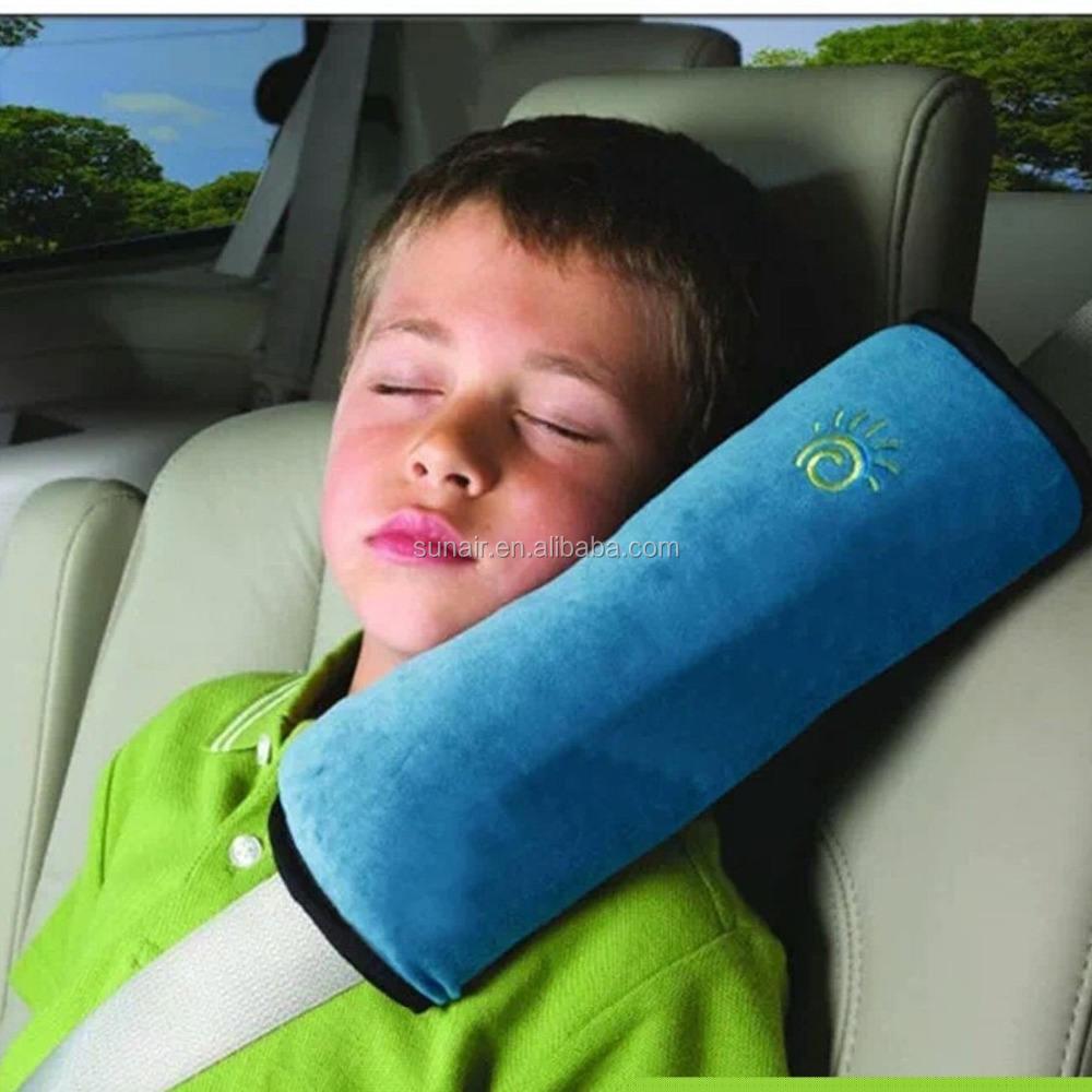 Mềm Cổ Tựa Đầu Hỗ Trợ Gối cho <span class=keywords><strong>Xe</strong></span> Safety Seatbelt Shoulder Pad Car Safety Seatbelt Gối