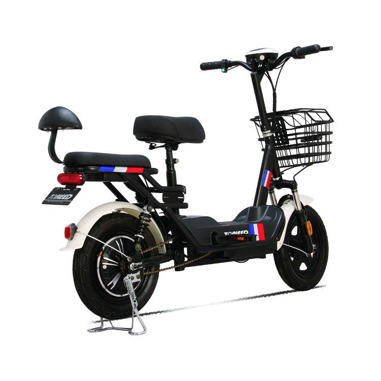 Tùy Chỉ<span class=keywords><strong>nh</strong></span> Xe Đạp Điện/E-bike/Bicicleta Electrica Xe Máy Với Bàn Đạp Và Giỏ