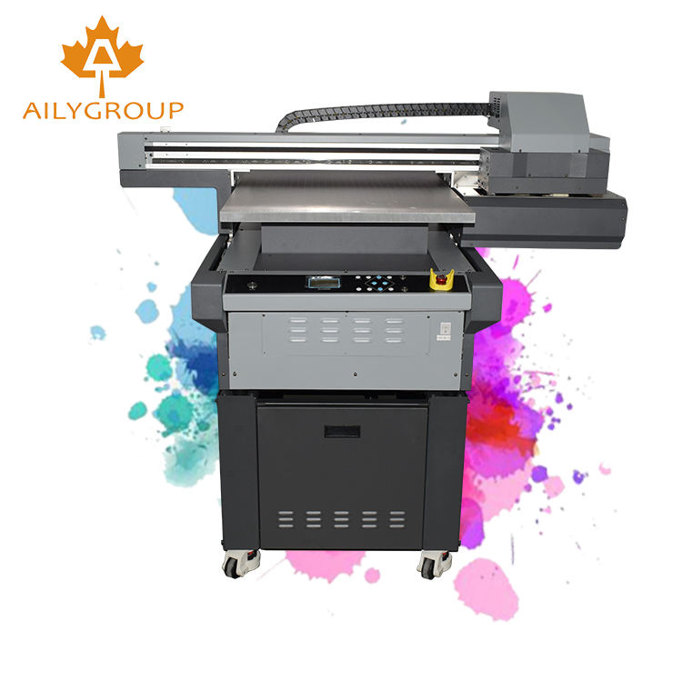 2019 new version uv flatbed printer direct printing 9060