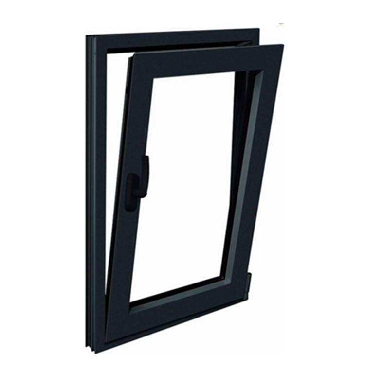 미국 편도 유리 알루미늄 프레임 windows 유리 알루미늄 투영 좁은 창