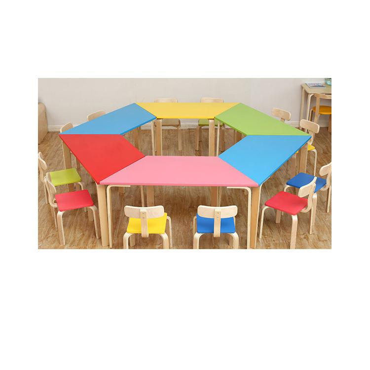 Низкий минимальный объем заказа экологичный детский сад <span class=keywords><strong>мебель</strong></span> совместных твердой <span class=keywords><strong>древесины</strong></span> <span class=keywords><strong>дети</strong></span> учебный стол и стул
