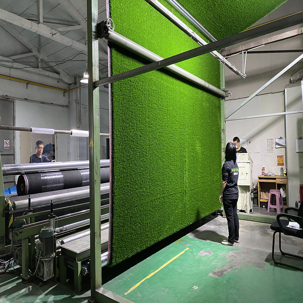 Quality Artificial Grass Hanwei Landscaping Carpet Grass Synthetic Turf Artificial Grass For Garden