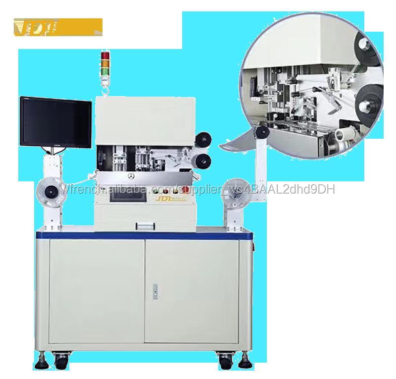 De Traitement D'image CCD et Visuelle Inducteur Défaut Externe Machine D'inspection