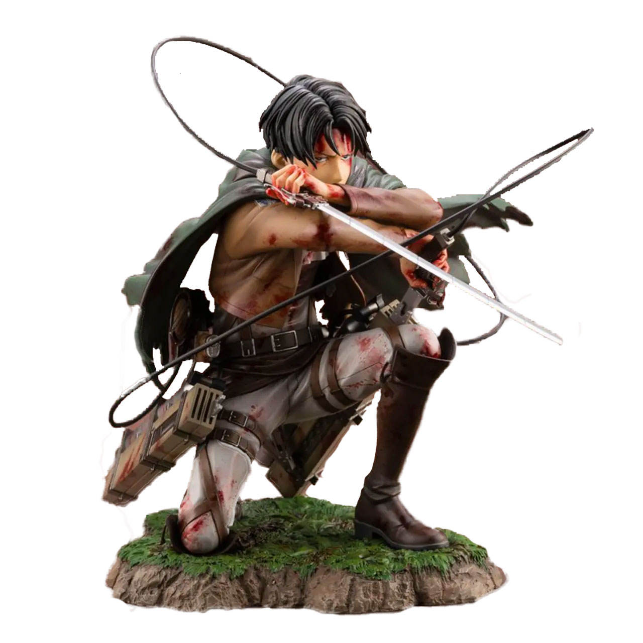 Attacco su Ti-tan Shingeki no Kyojin Ackerman Battle Version Figura del Anime Del <span class=keywords><strong>Giocattolo</strong></span>