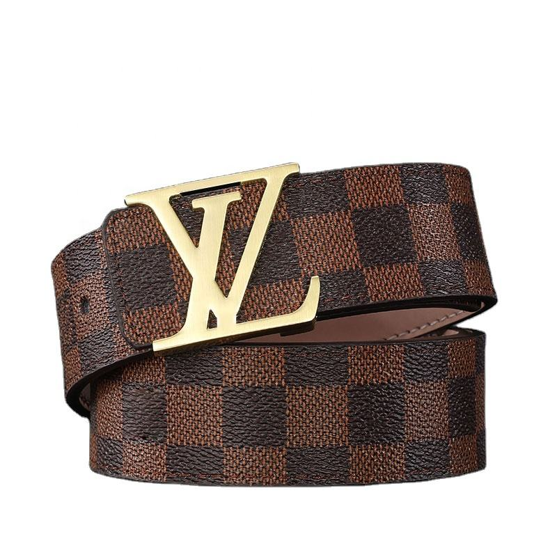 1:1 Designer High Quality Luxury Belts Real leather Famous Women Branded Belt