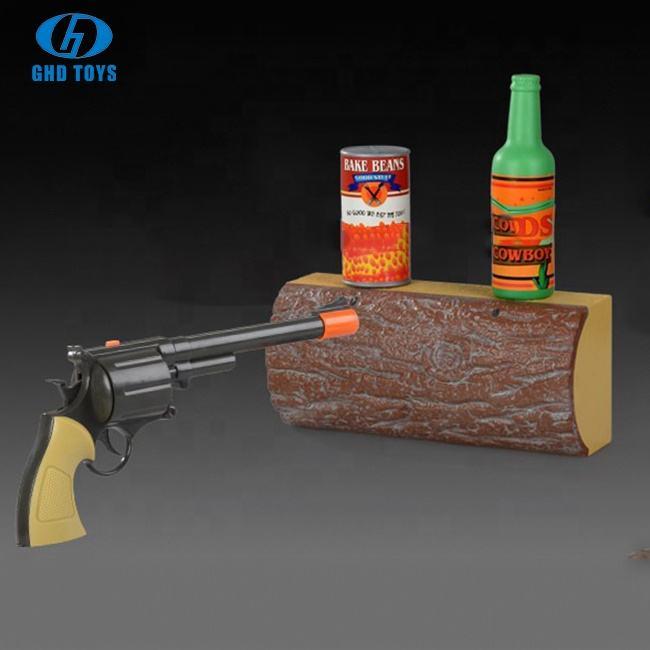 키즈 장난감 배터리 슈팅 권총 장난감 총 적외선 총격사건 게임