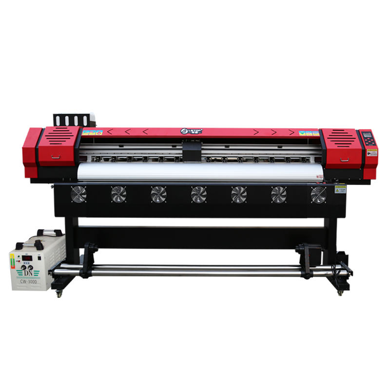 Letop 1.9M DX5 DX7 XP600 4720 Printkop Uv <span class=keywords><strong>Flatbed</strong></span> Printer Inkjet Printing
