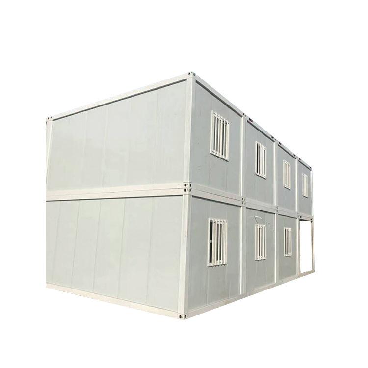 뜨거운 제품 저가 40Ft 조립식 호텔 빌딩 착탈식 모듈 조립식 컨테이너 주택 판매