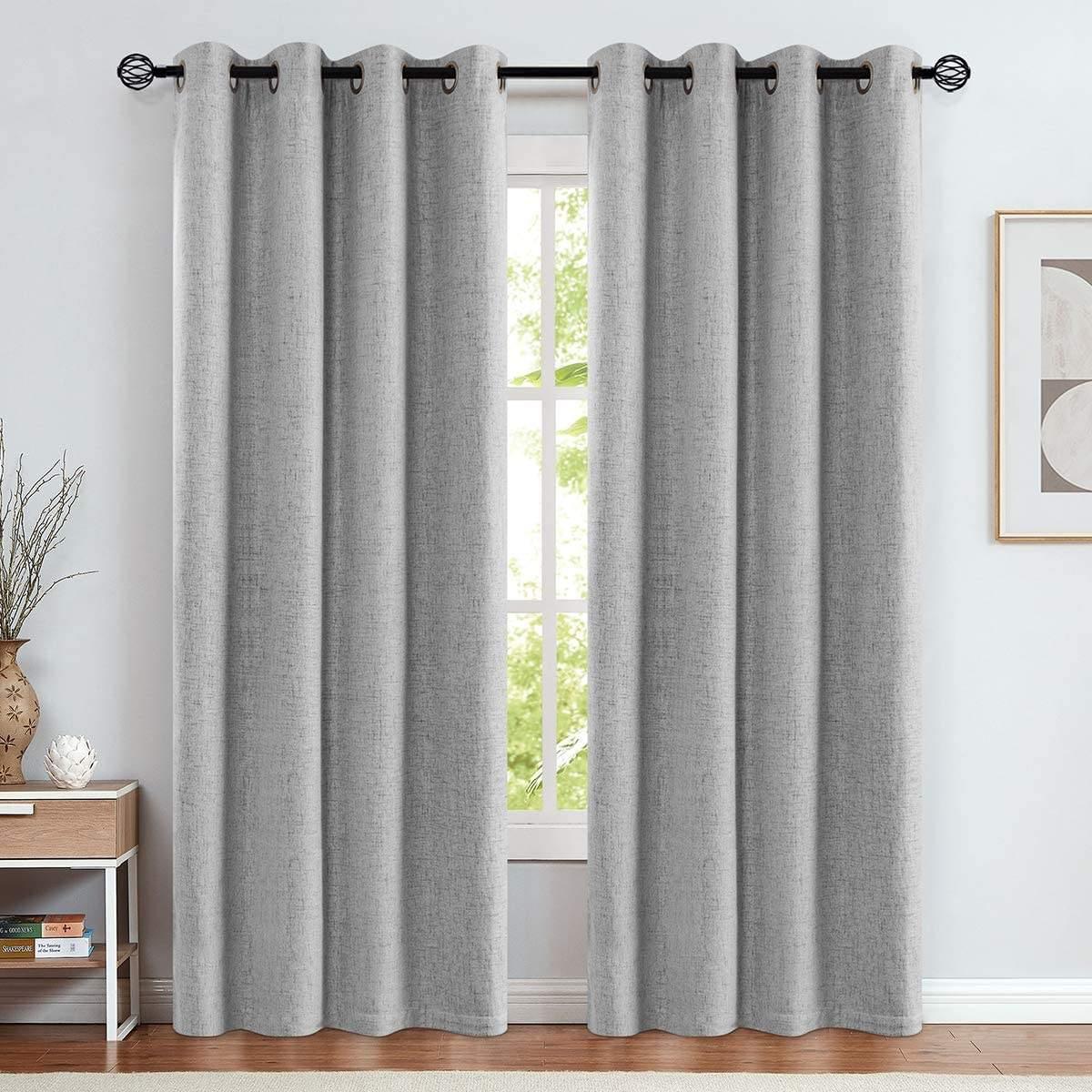 De Lujo conjunto de cortina insonorizadas dormitorio cortina tela apagón clásico tratamiento de ventana <span class=keywords><strong>China</strong></span> cortina fabricante