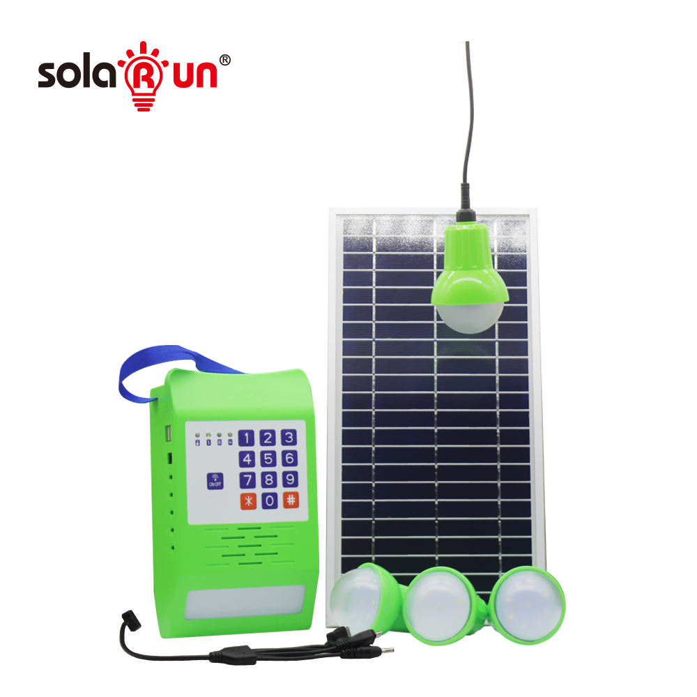 الطاقة الشمسية 100% المواد الخام بطارية أيون الليثيوم فوسفات 6000mAh تألق نظام الطاقة الشمسية لشحن الإضاءة المنزلية الحياة الشمسية