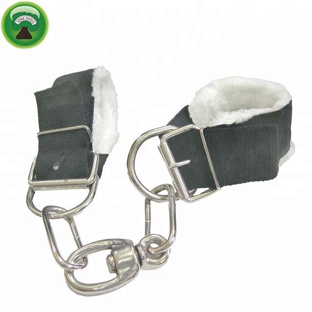 Deluxe Chain Horse Hobble \ Horse Hobble Chain