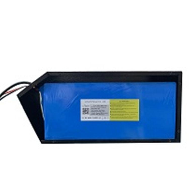 LiTech Puissance 13S20P 48V 70Ah 48V60AH batterie ferroviaire à grande vitesse équipement d'essai 18650 batterie au lithium