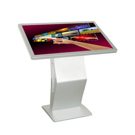 43 46 49 55 65 pollici stand-alone hd <span class=keywords><strong>lcd</strong></span> sole leggibile interattivo signages digitale del computer Intel i3 IR touch screen chioschi