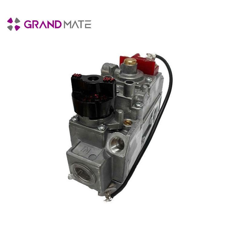 Tipos de válvulas de control para parrilla de gas estufa industrial