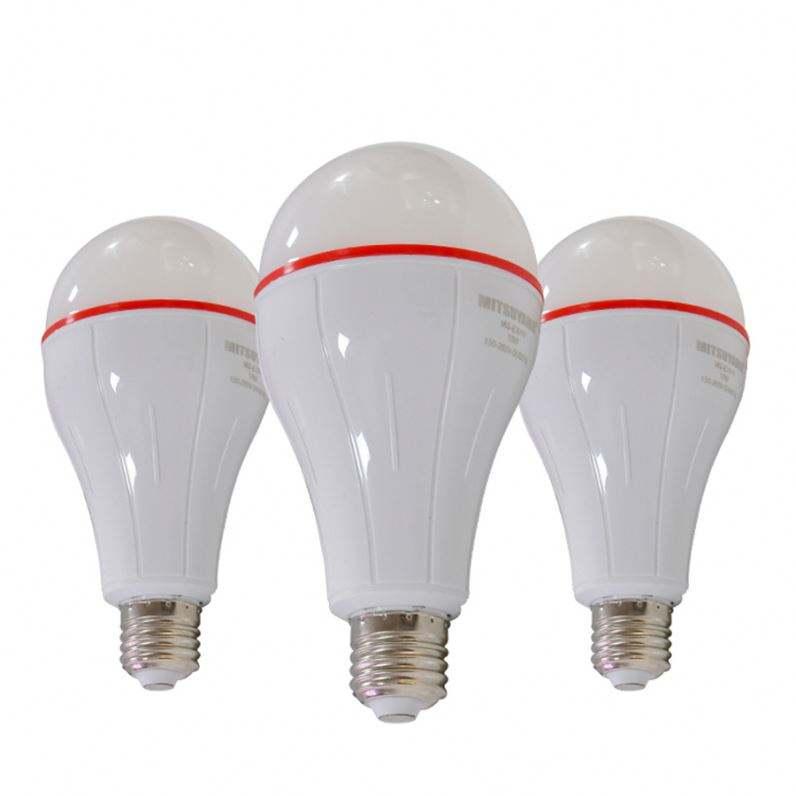 E27 20 W 20 watt yüksek güç Smd2835 18650 pil şarj edilebilir 220V Led ampul