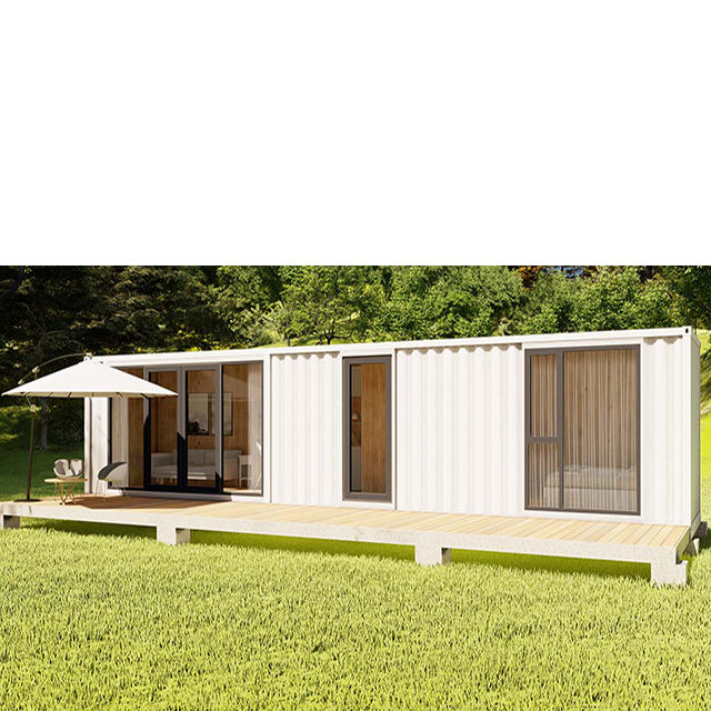 TOP 40 feet minimalist container house