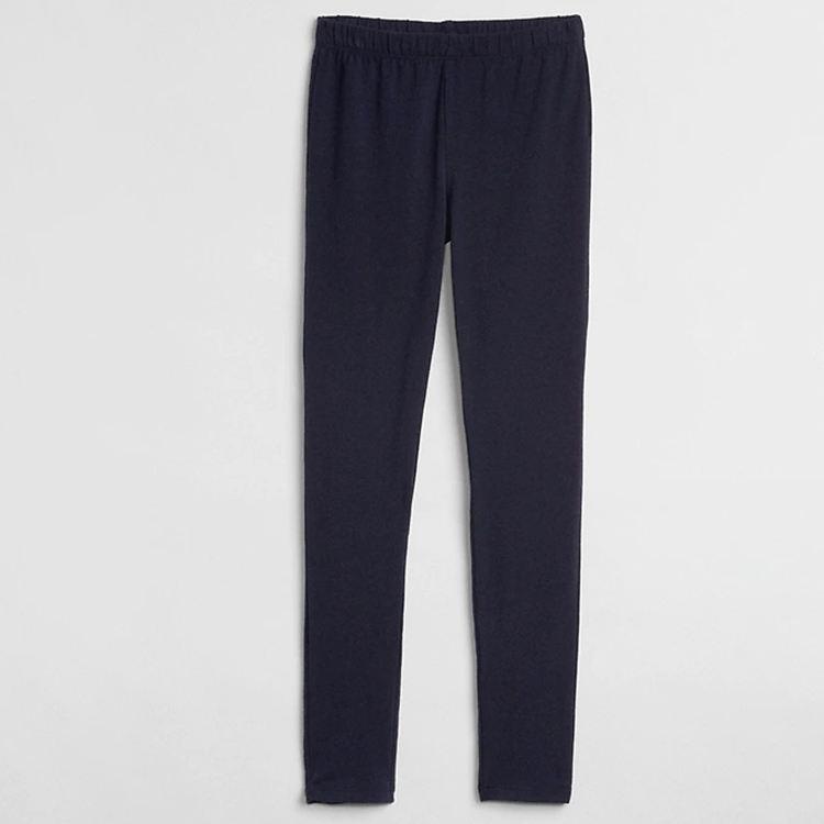 леггинсы для девочек, 2 шт. в упаковке цветные спортивные штаны с логотипом под заказ, детские леггинсы для мальчиков и девочек