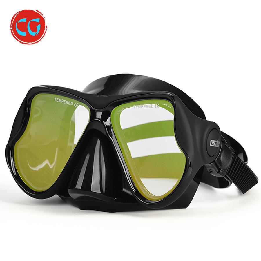 卸売色の変更ダイビングヘッドカバー水中スポーツ保護マスクダイビング