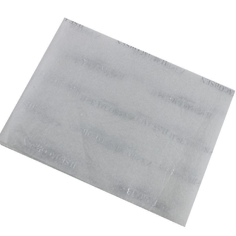 Отличный материал напрямую с фабрики пользовательские торт пищевой упаковочной бумаги