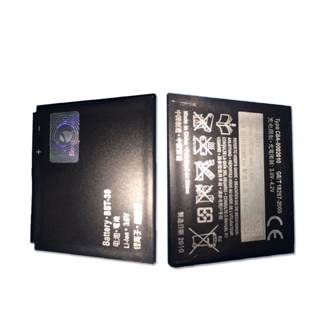 Nouveau original BST-39 batterie pour <span class=keywords><strong>sony</strong></span> ericsson Equinox K200c batterie de téléphone portable