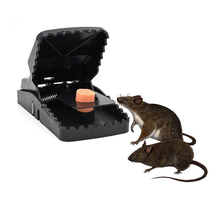 <span class=keywords><strong>Productos</strong></span> reutilizables de plástico de presión ratón rata trampas roedor Catcher
