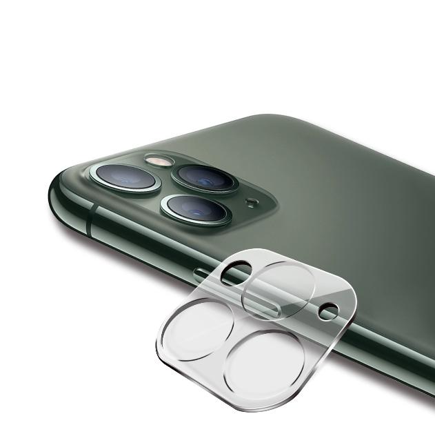 Para iPhone 11 Pro X Xr Max/XS lente de la cámara de película protectora con Protector de lente de cámara, anillos