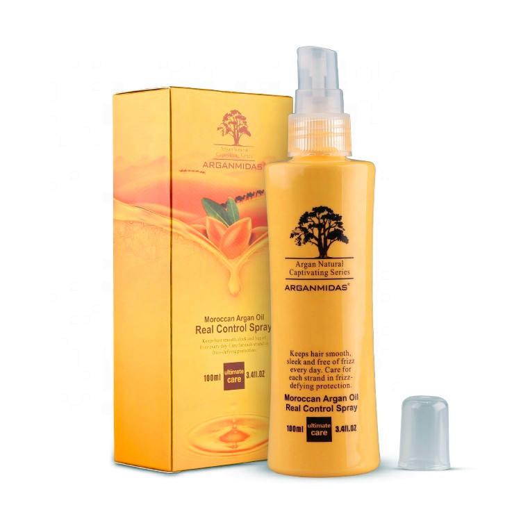 Arganmidas Marke Name Beste Arganöl Haar Farbe Spray Für Haar Faser Behandlung