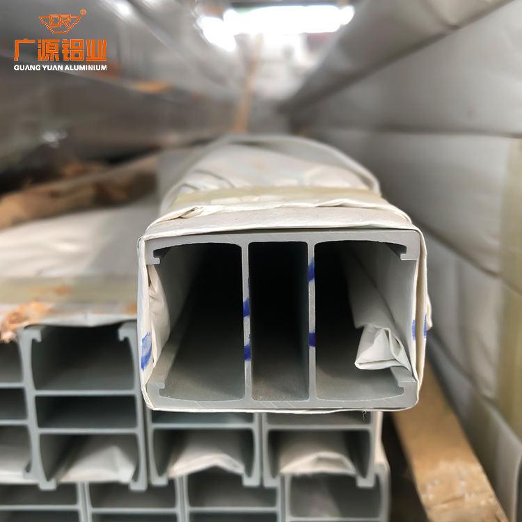 Foshan fabricante 9 comprimento do perfil de alumínio para o painel solar