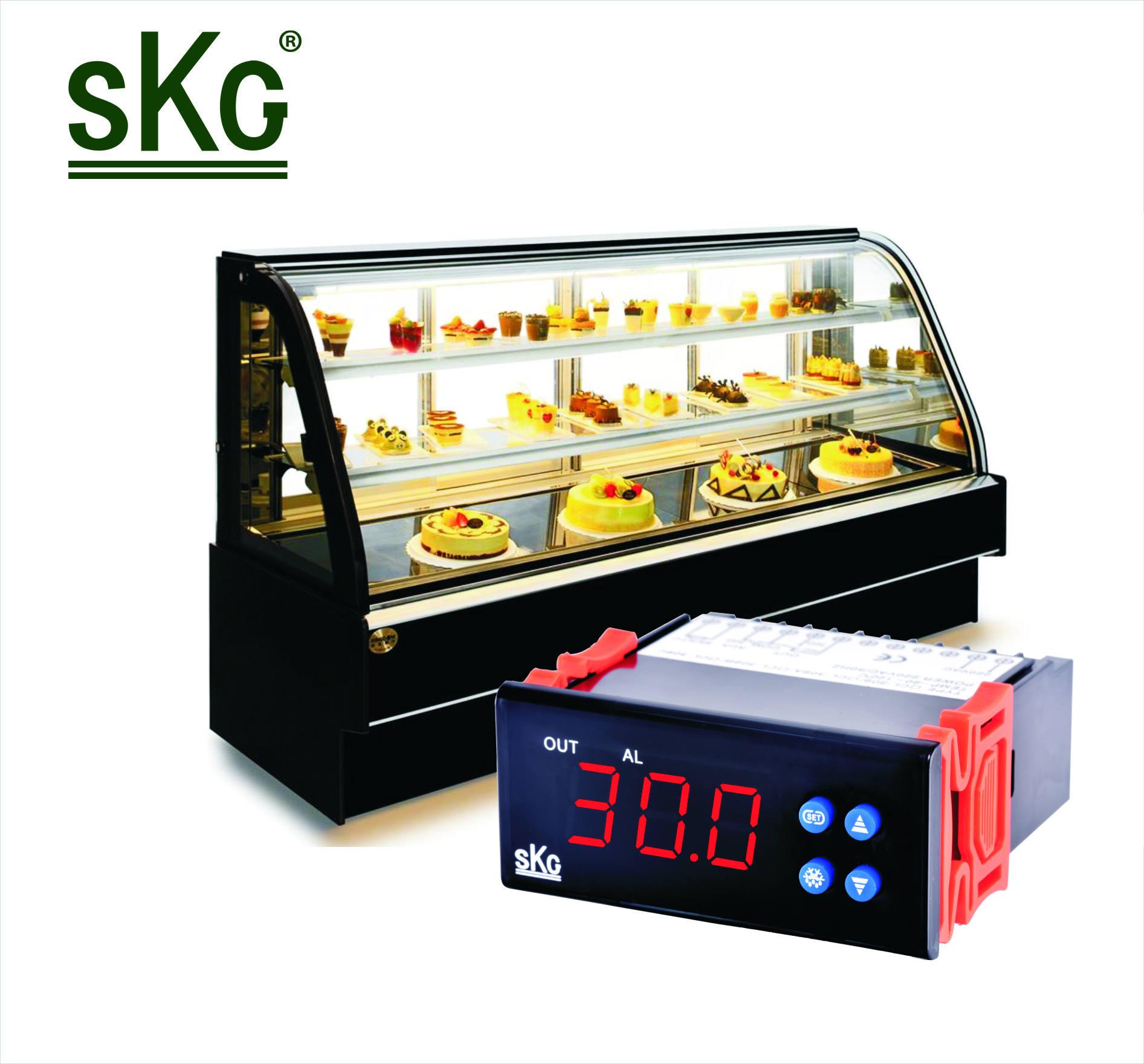 Termostato con sonda de acero inoxidable SKG CL309 + termostato para habitación genial