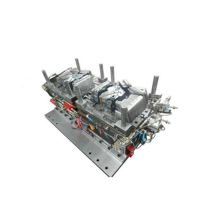전문 DME 45 # PVC id 카드 홀더 플라스틱 금형