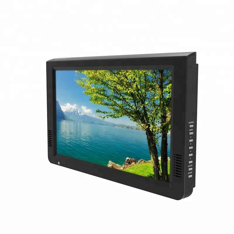 Leadstar D1010 Portatile TV <span class=keywords><strong>ATSC</strong></span>/NTSC/DVBT2 Con Batteria Ricaricabile 10 pollici LCD <span class=keywords><strong>Auto</strong></span> TV