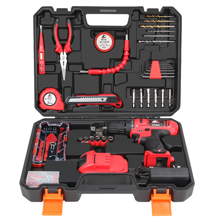 Power tool sets 112PCS P3098A Professional Manufacture mechanical tools