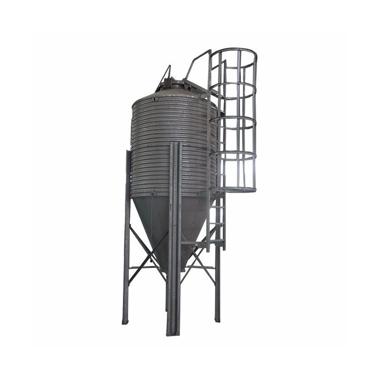 Wholesale Price Professional Grain Storage Poultry Feed Silos