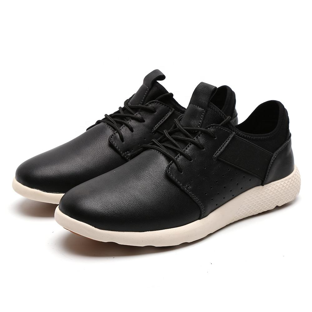 Men leather shoes for men famous brand sneaker