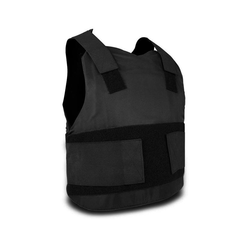 Military Bulletproof Concealed Body Armor Ballistic IIIA Level Bullet Proof Jacket Vest