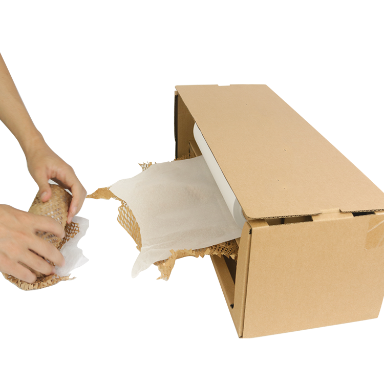 ULINEpak оптом сотовая сетка бумага пузырчатая Подушка защитная пленка