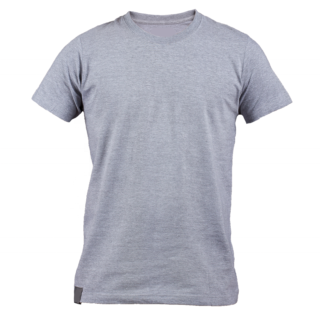 Wholesale Best Clothing Supplier Quick Dry Breathable Hemp Cotton T shirts Customized Design For Men From Bangladesh