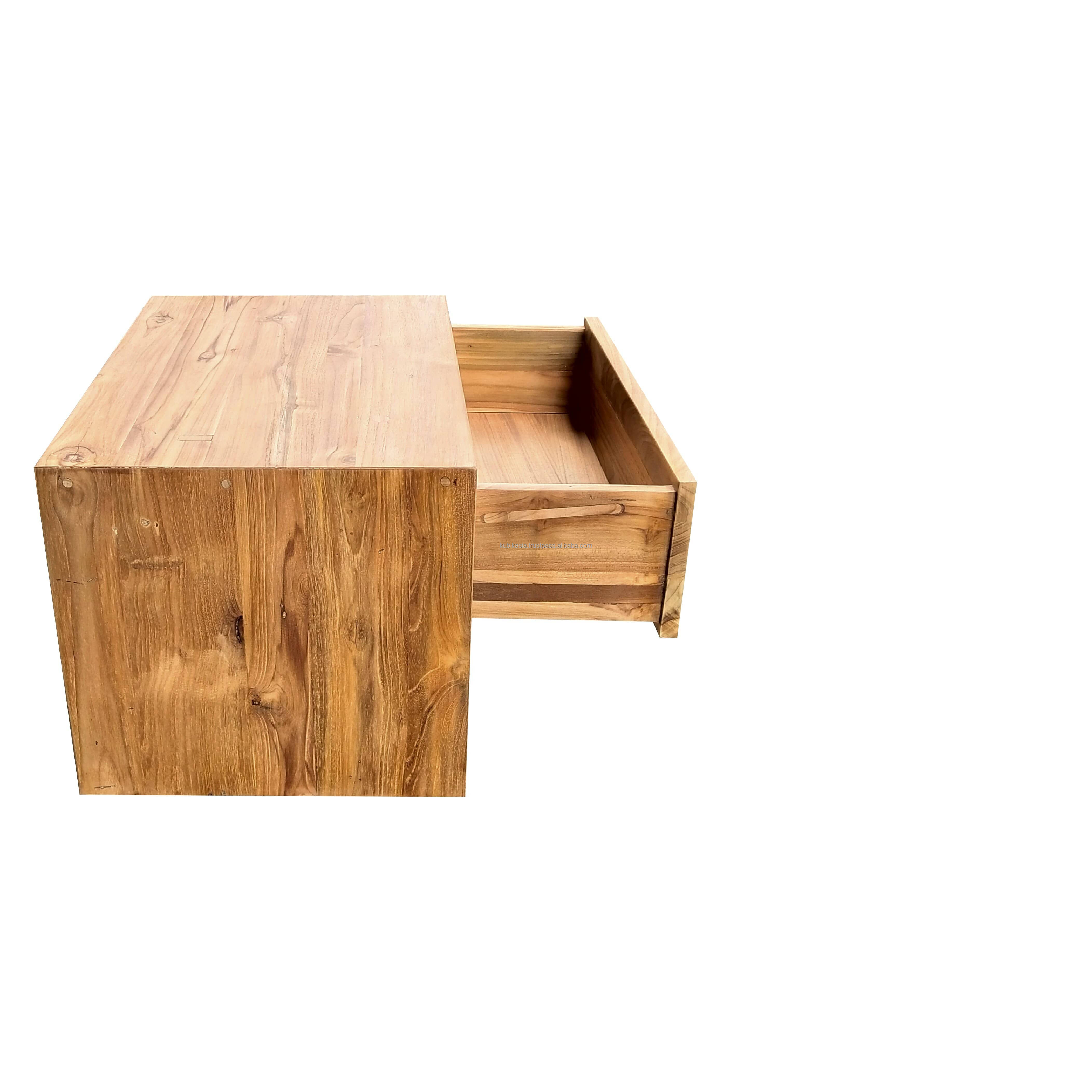 Premium OEM Cheap Sideboards Table Furniture (5) OEM Made From Solid Teak Wood For Home Furniture, Bedroom and Wholesale