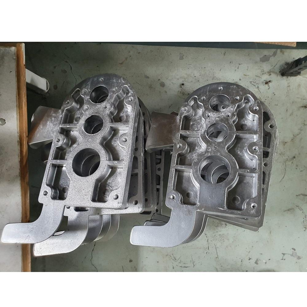 Malaysia manufacture Outside Weatherproof Waterproof Cast Iron And Aluminum Material Castings