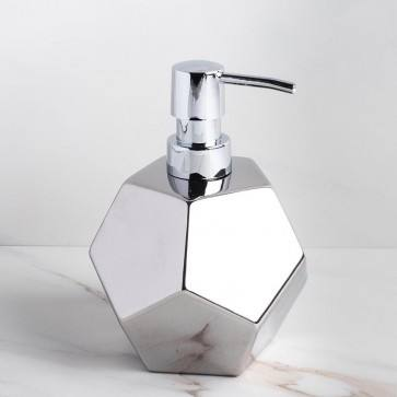 Soap Dispenser With Geometric Pump